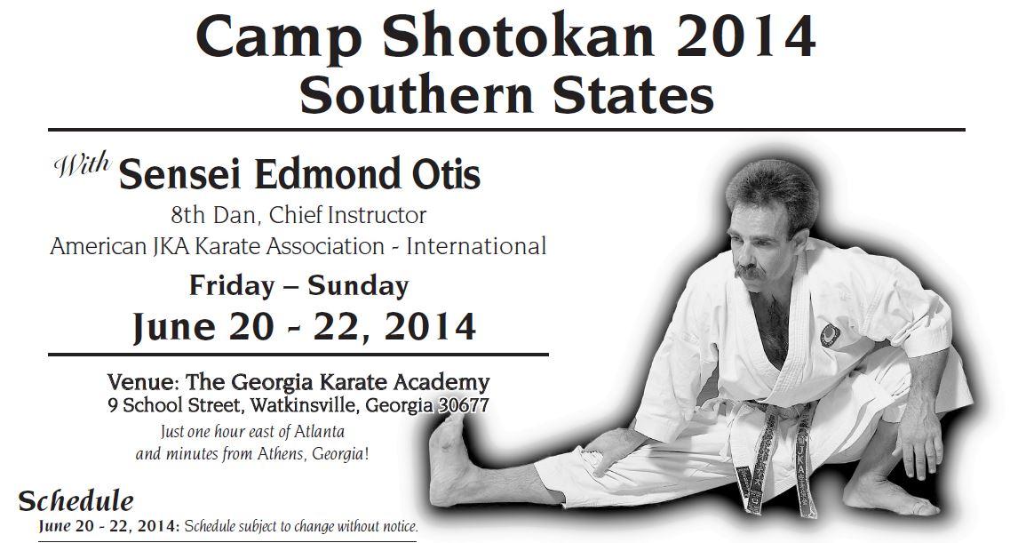 camp shotokan